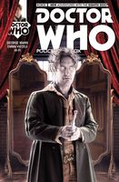 Doctor Who The Eighth Doctor #3 (of 5) (Cover B)